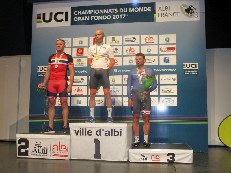 podium wk Albi